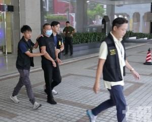 司警拘捕49歲內地漢