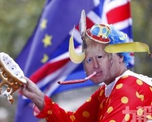 英國逾30個城市爆發示威