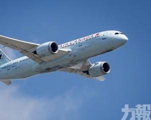 上海飛溫哥華客機急降東京