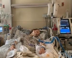 肺部感染長「白色顆粒」險喪命