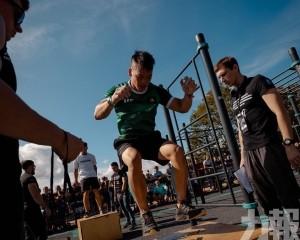 陳燕飛街頭健身世界賽開闊眼界