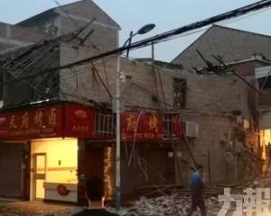 四川內江地震增至1死53傷