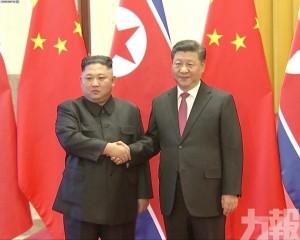 中俄領導人致電金正恩祝賀