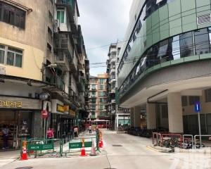 李加祿街部份路段周三起永久單向行車
