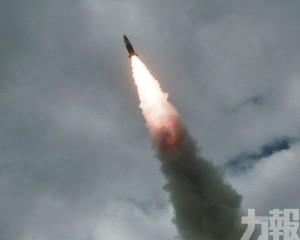 朝鮮今早再射2枚不明飛行物