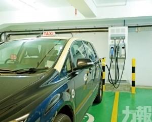 30個電動車快速充電站明年完成