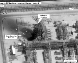 沙特稱襲擊石油設施武器來自伊朗