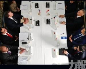 傳中美新輪貿談下月10日舉行