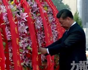瞻仰毛澤東遺容