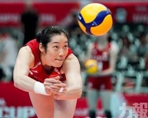 朱婷回國發展加盟天津女排