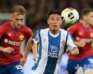 武磊成歐戰正賽首位入波中國球員