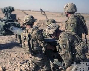 美國再增兵沙特