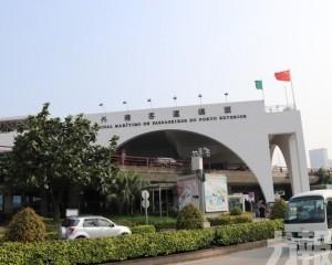 外港往來香港九龍海上航班暫停