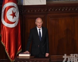 突尼斯新總統賽義德宣誓就職