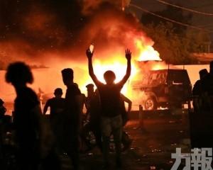 伊拉克再度爆發反政府示威至少24死