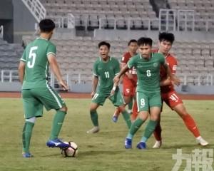 廣東隊捧走粵澳盃足球賽錦標