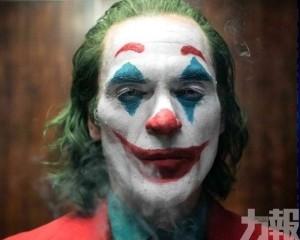 《JOKER小丑》成最賺錢漫改電影