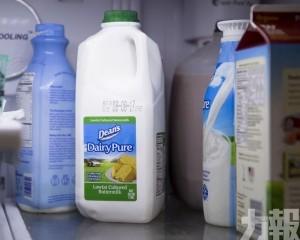 美最大乳品公司Dean申請破產