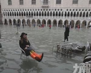 水位達半世紀以來最高