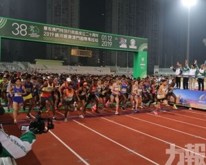 12,000名跑手Go Go Go!