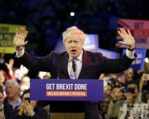 約翰遜呼籲保守黨員爭取每一票