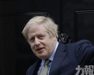 約翰遜覲見女王後重申英國下月底脫歐