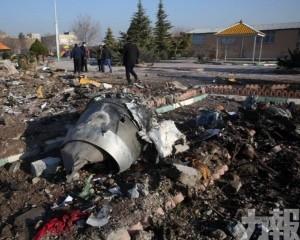 伊朗指機師未發出求救信號