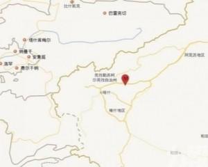 新疆喀什6.4級地震 1死2傷