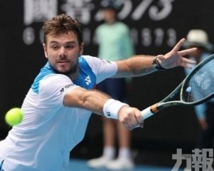 華連卡苦戰5盤躋身澳網8強