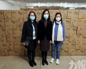 特區政府感謝助力防疫抗疫工作
