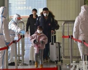 12架包機接回海外湖北籍旅客1,500人