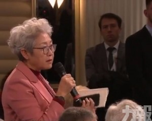 傅瑩:民主制度這麼脆弱?