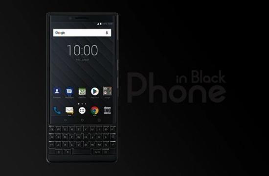 Blackberry KEY2 鍵量十足