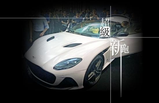 Aston Martin最新旗艦GT!DBS Superleggera 亮相香港