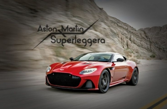 Aston Martin DBS Superleggera 英倫GT超跑