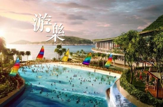 下年開幕 香港水上樂園率先睇