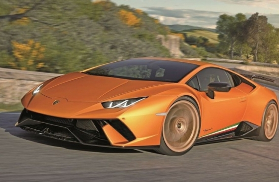 Lamborghini Huracán Performante 王者榮耀