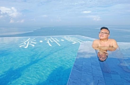 500蚊唔使!!! 歎盡超豪芭堤雅向海無邊際泳池