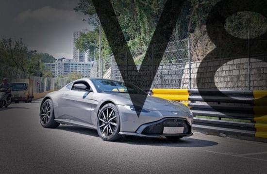 Aston Martin V8 Vantage 破格跑車魂