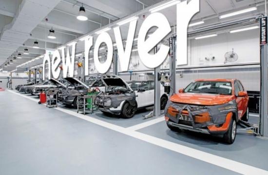 慶雙店新開幕!Land Rover兩新車齊登場