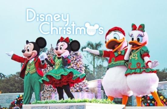 奇妙溫馨!迪士尼冬日聖誕