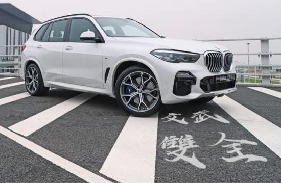 全新BMW X5 型在外 智在內