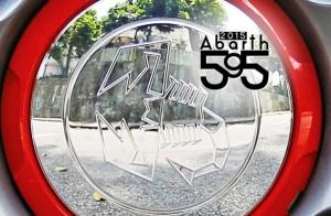 Fun Car!2015 Abarth 595 毒蠍小鋼砲