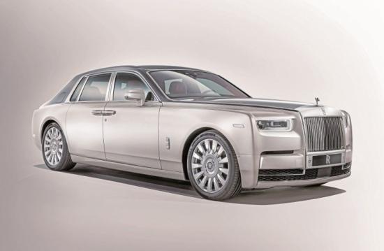 Rolls-Royce Phantom 奢華殿堂
