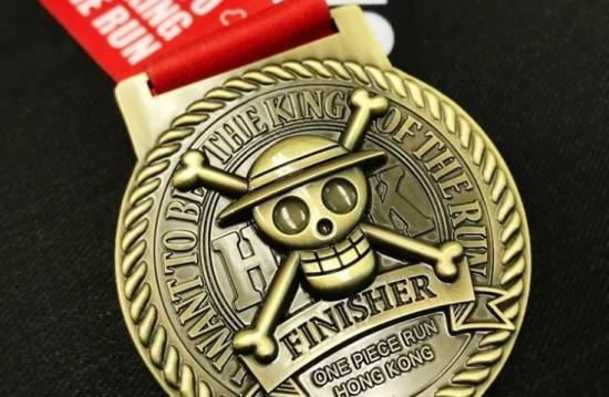 粉絲笑住跑  海賊王5公里挑戰賽