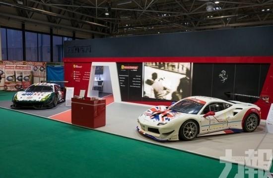 法拉利經典GT競賽