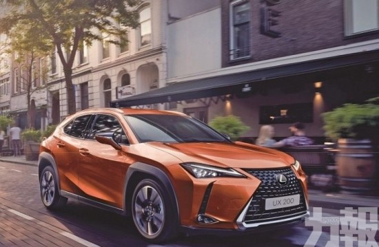 Lexus UX本周五發布!雙品牌旗艦店合二為一
