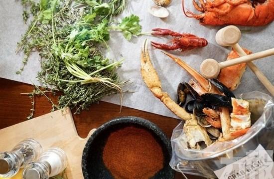 東南亞放題! 獨食一桶惹味海鮮