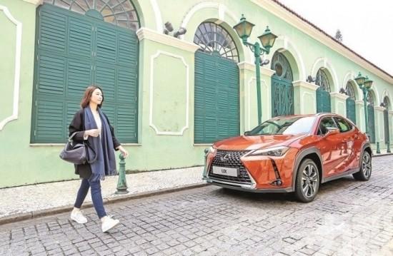 Lexus UX200 破格跨界良驅