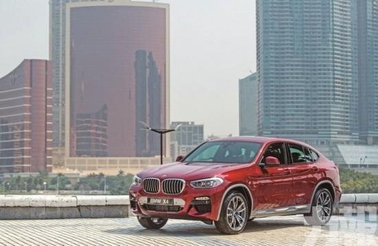 BMW X4 安全更有型